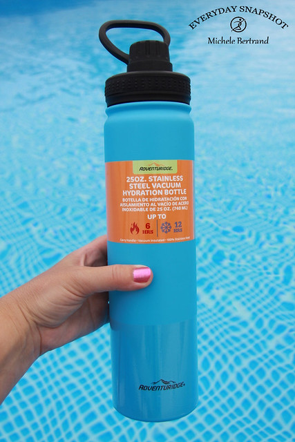 Adventuridge Stainless Steel Bottle – Review