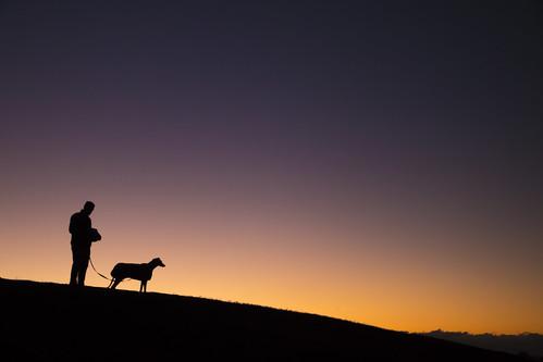 sunset sky landscape alideniese elwood melbourne australia pointormond