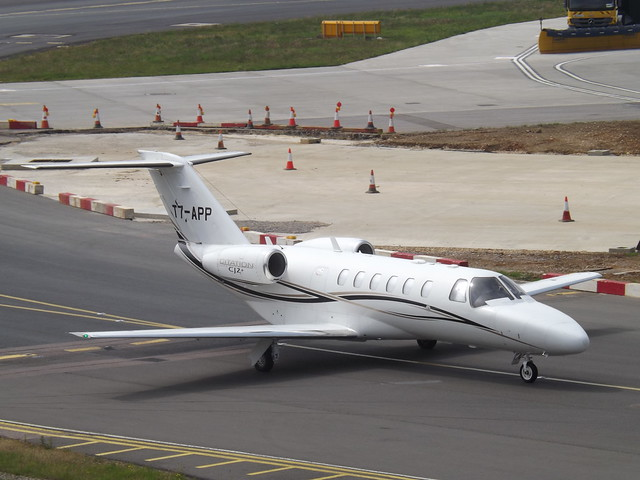 T7-APP Cessna Citation CJ2+ (ArtJet Ltd)