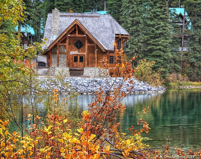 Emerald Lake Lodge, Field, Canada