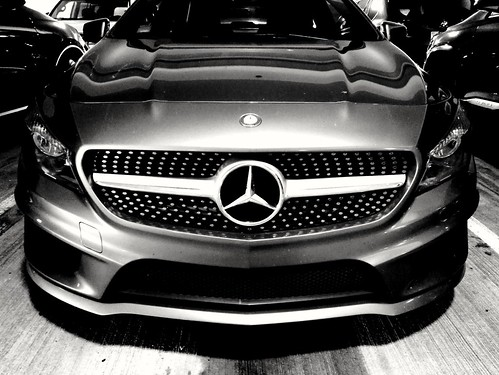 The art is out there, just look around. #parkinglot #blackandwhite #Mercedes-Benz #Mercedesbenz #phonecamera #photography