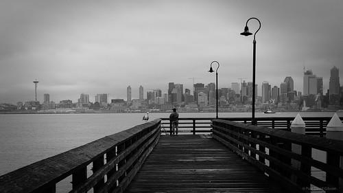 Seacrest Park Pier | Seattle, WA | July 2019