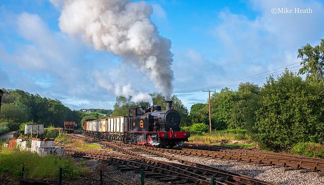 No.14 - Foxfield Railway - 30 July 2019-19