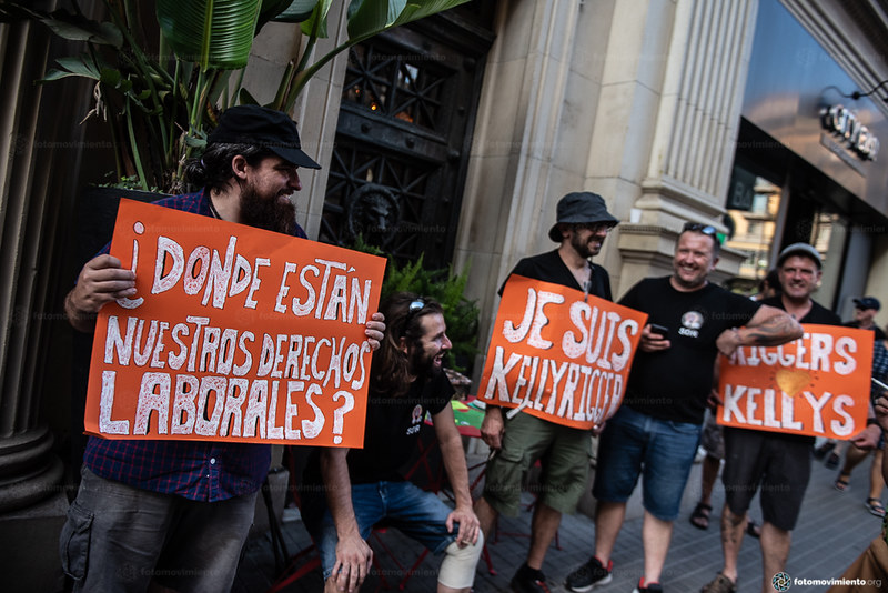 2019_07_19 Riggers en solidairdas con Las Kellys