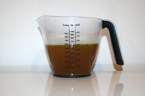 06 - Zutat Gemüsebrühe / Ingredient vegetable broth