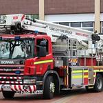 Cork City Fire Brigade CO11E1 (00C40261).