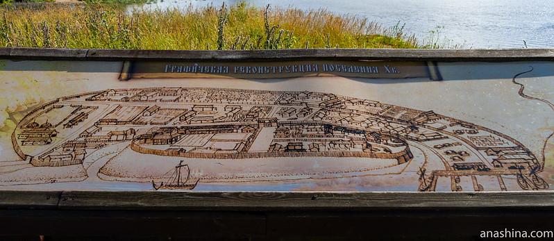 Реконструкция Городища, Великий Новгород
