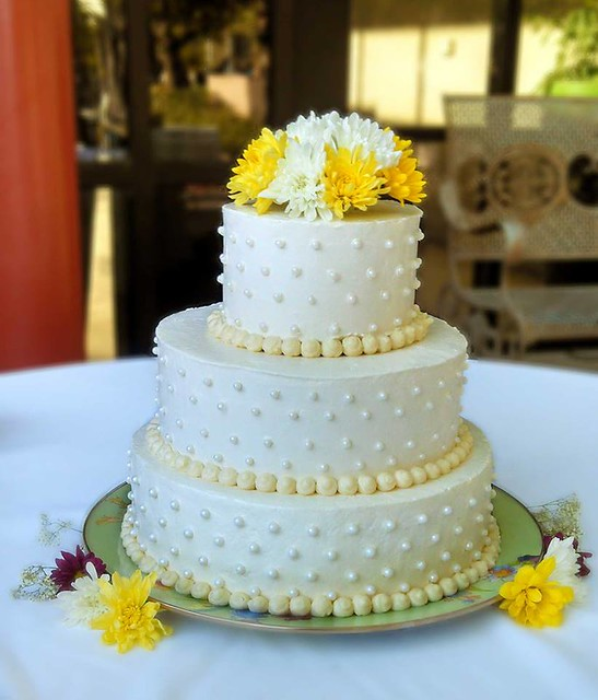 Wedding Cake by Sweet Cakes