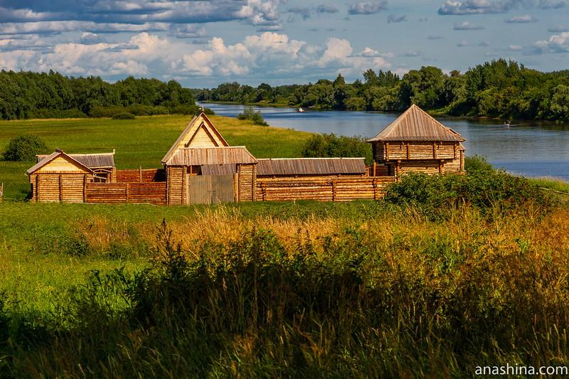 Рюриково городище, Великий Новгород