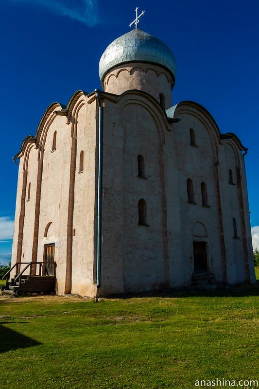 Церковь Спасо-Преображения на Нередице, Великий Новгород