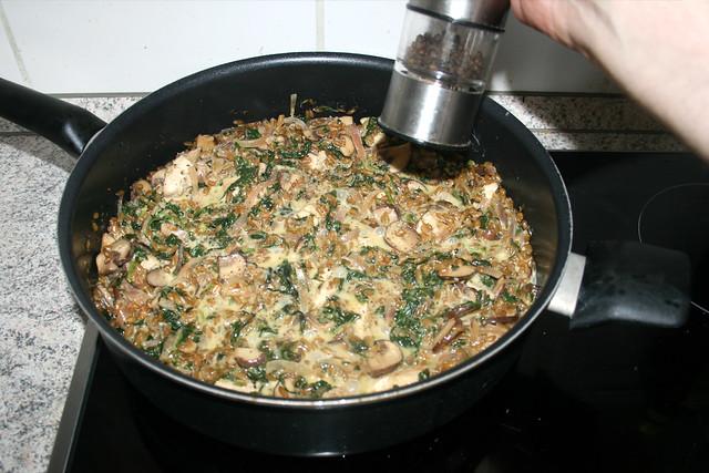 40 - Mit Gewürzen abschmecken / Taste with seasonings