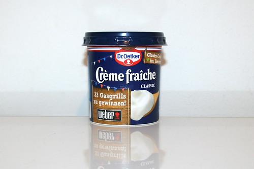 09 - Zutat Creme-fraiche / Ingredient creme fraiche