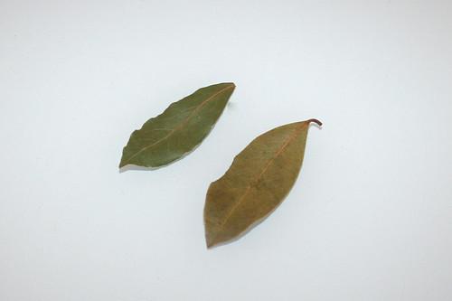 07 - Zutat Lorbeerblätter / Ingredient bey leafs