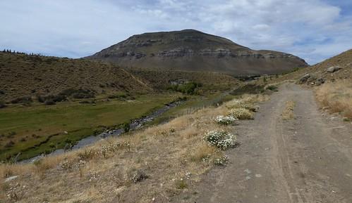 Entroterra patagonico