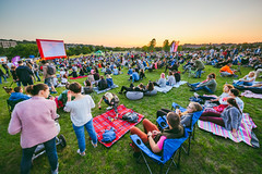 Open-air cinema | Kaunas