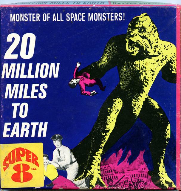 Super 8! Super Monster! (1957)