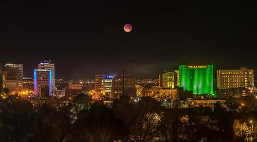 Super Blood Lunar Eclipse