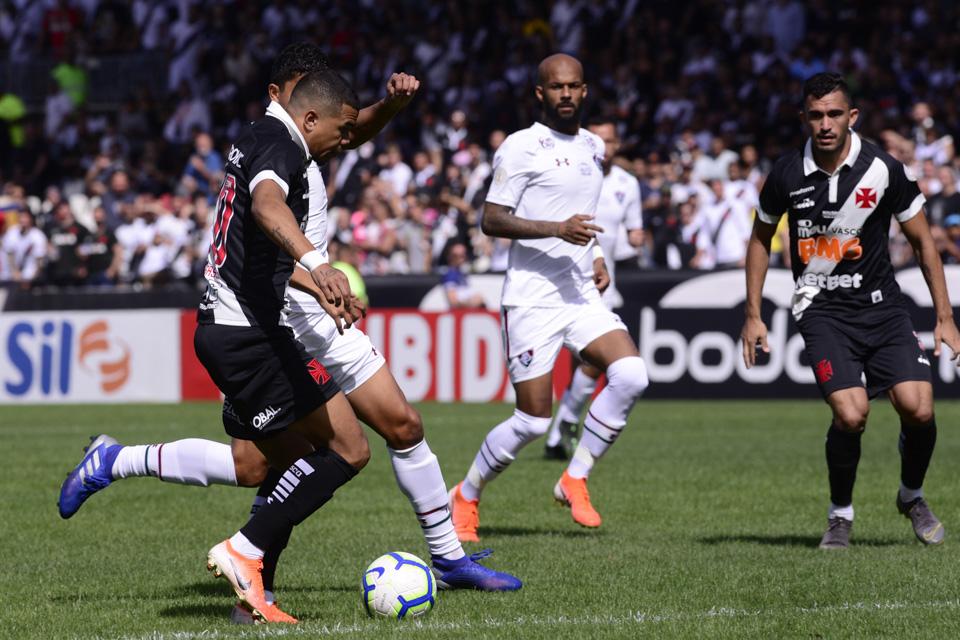 Vasco 2 x 1 Fluminense