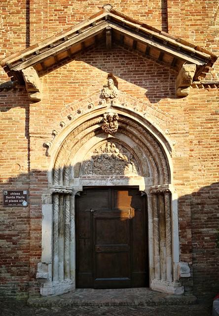 Sarnano, Marche, Italia