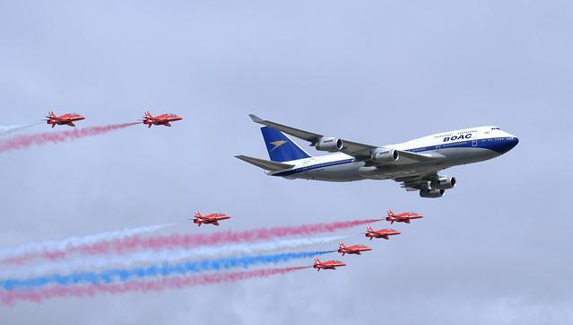 British Airways G-BYGC
