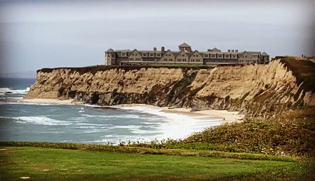 At Half Moon Bay