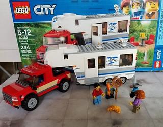 Pickup & Caravan 60182