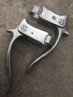 Bartali Le Roi des Grimpeurs brake levers