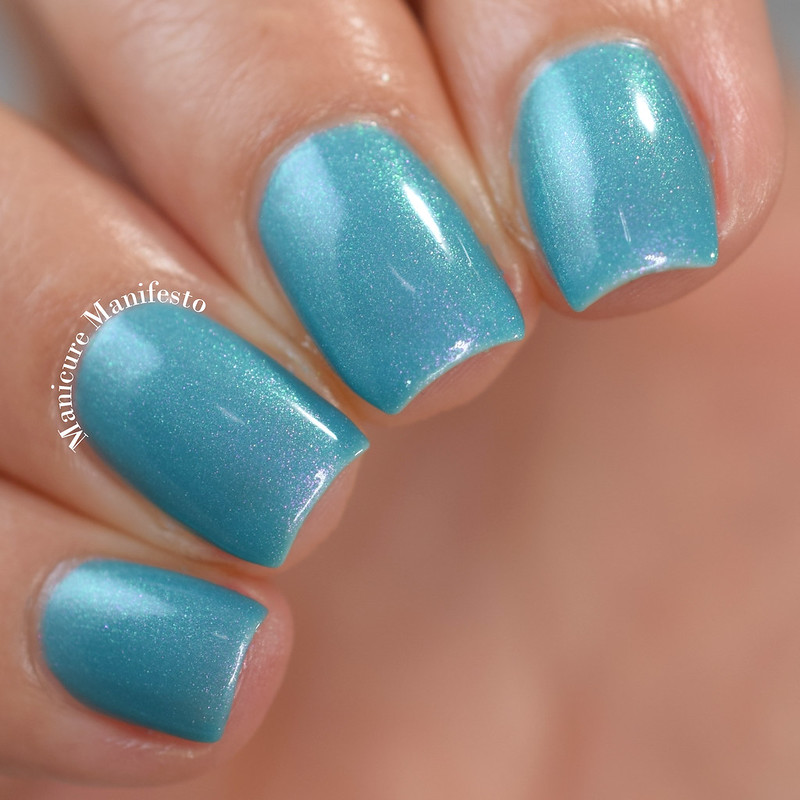 Bees Knees Lacquer Shtriga review