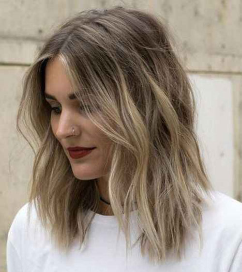Wavy Hairstyles Short Hair 53
