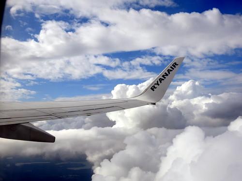 In volo da Berlino a Bergamo