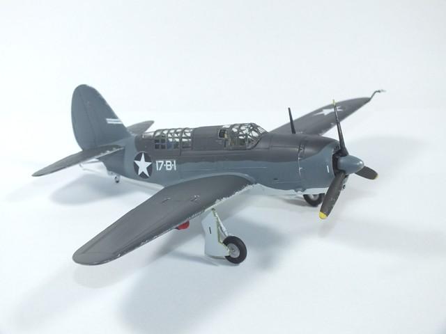 Matchbox Curtiss SB2C-1 Helldiver 1//72 PK-104