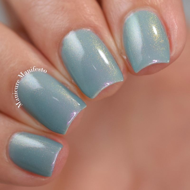 Bees Knees Lacquer Sweet Jesus review