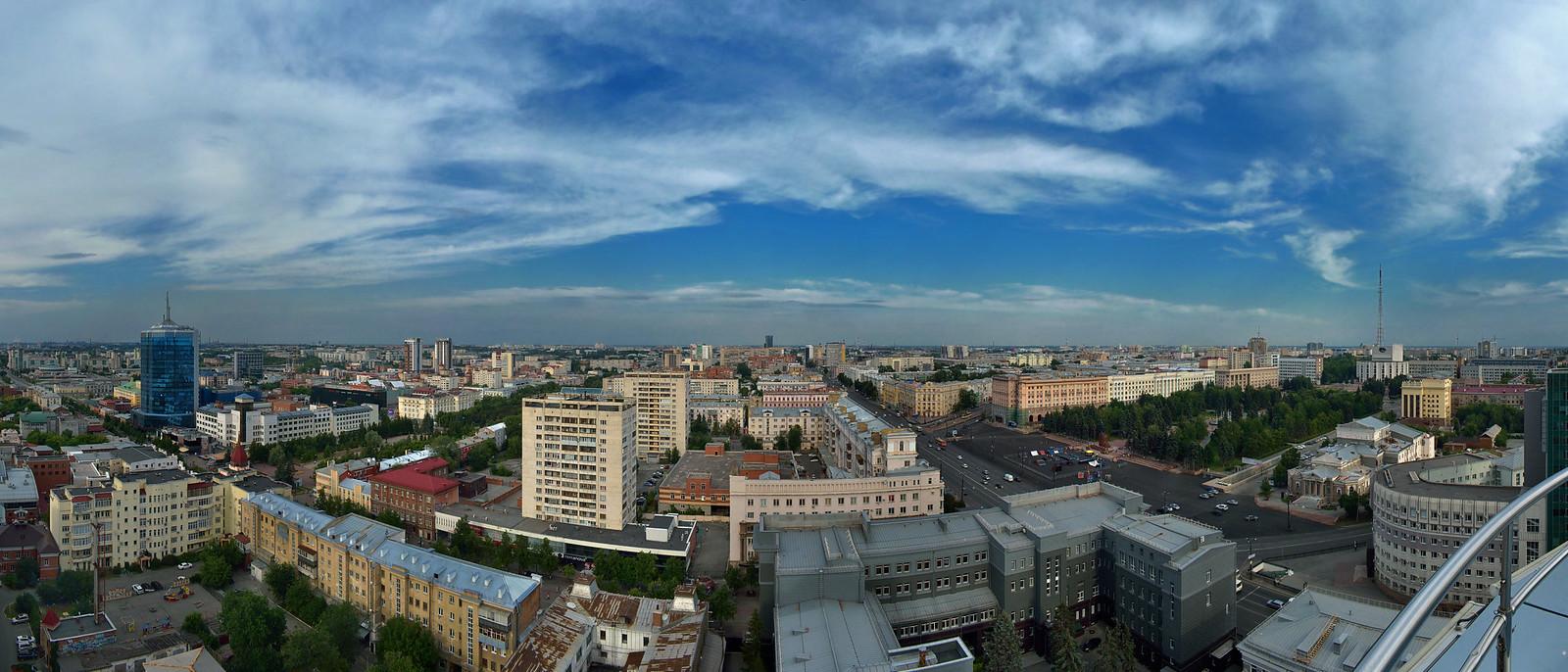 фотограф Челябинск - город
