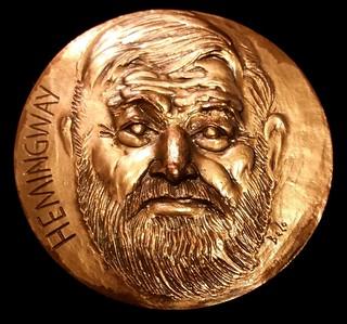 hemingway medal