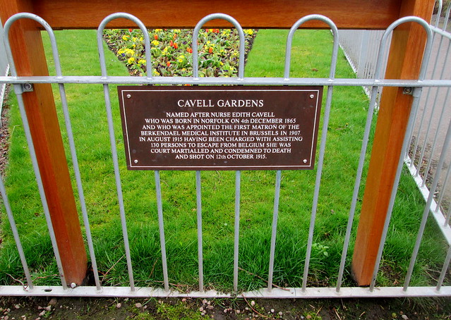 Cavell Garden Gates, Inverness