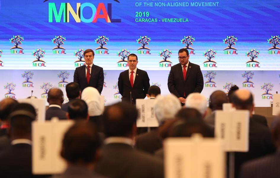 Canciller de Cuba insta a fortalecer la unidad y el multilateralismo en el Mnoal