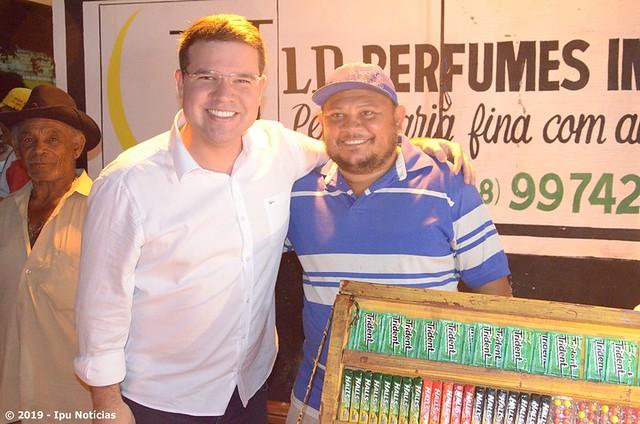 Deputado Bruno Pedrosa é autor de emenda do ônibus para o Transporte de Universitários de Ipu