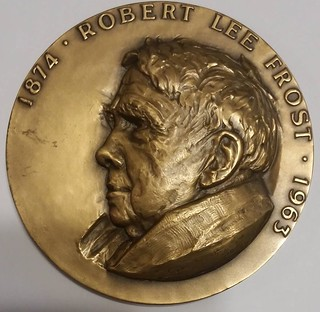 robert frost medal
