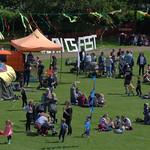 The Lancashire Festival at Miller Park, Preston