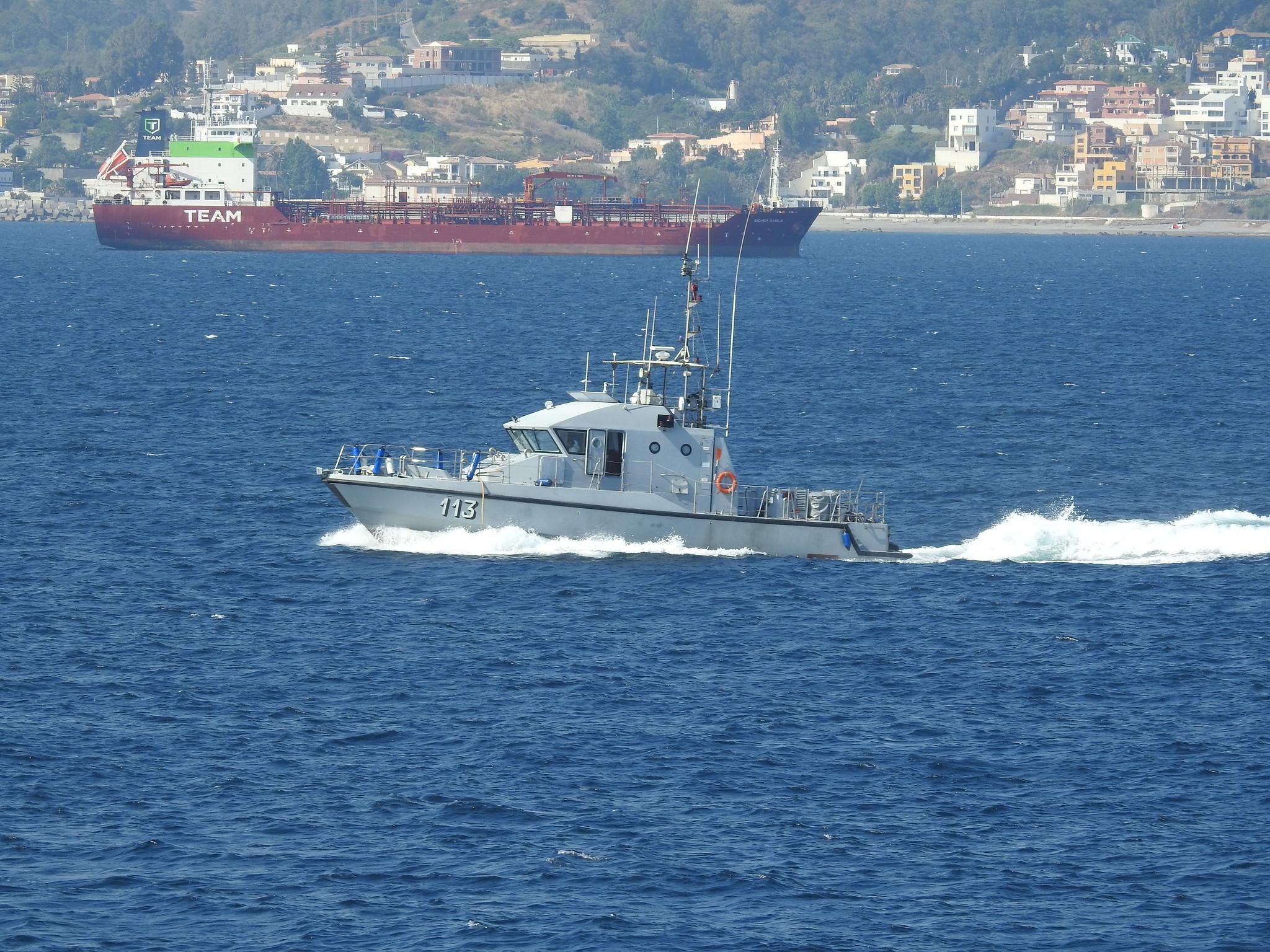 Moroccan Law Enforcement & Cost Guard Fleet / Vedettes de Surveillance et les Gardes des Côtes - Page 6 48331953562_b0fc524bb8_k