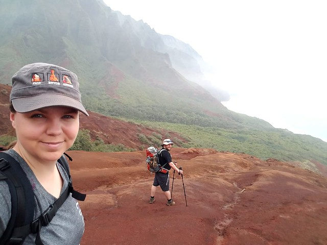 Hiking Kalalau Trail