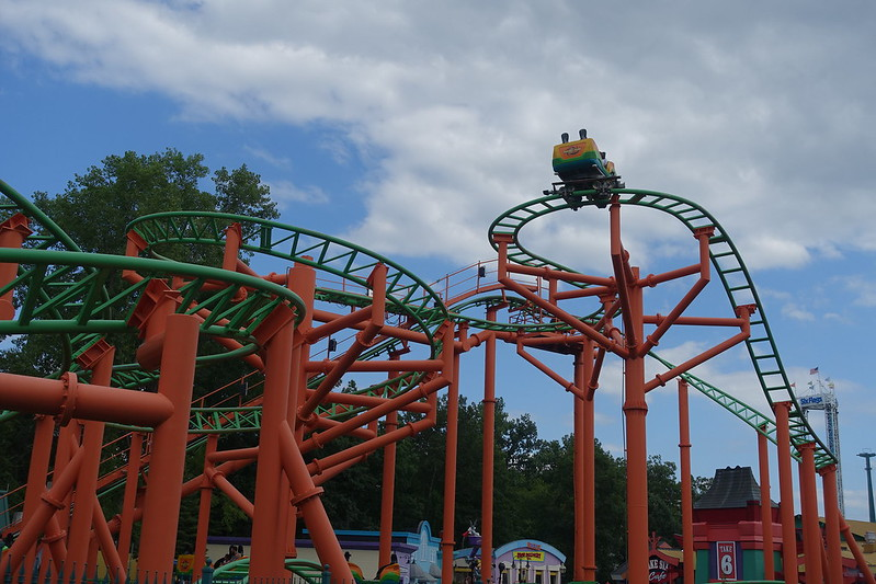 Six Flags New England