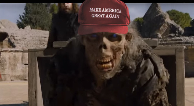MAGA Army of The Dead