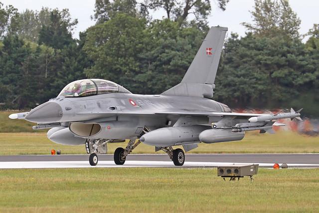 ET-197  -  General Dynamics F-16BM  -  Royal Norwegian Air Force  -  RIAT 2019 20/7/19