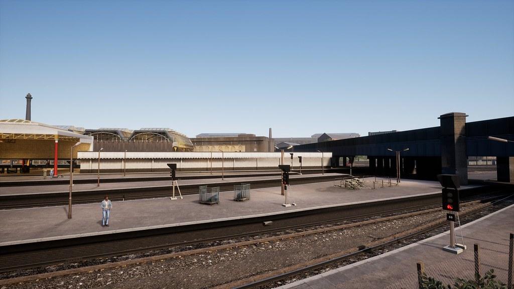 TSW Northern Trans-Pennine: Manchester – Leeds