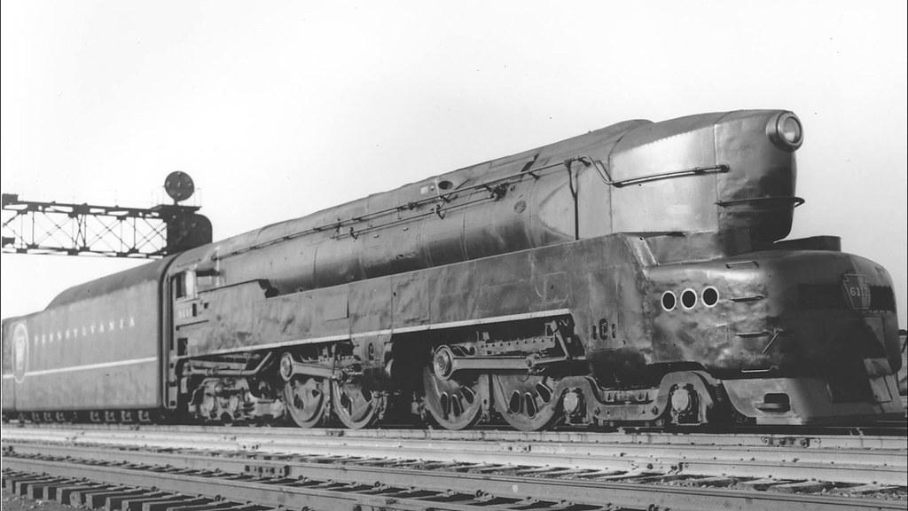 PRR #T1 #Steam #Locomotive #Photo #Flickr 04 | prrt1steamlo