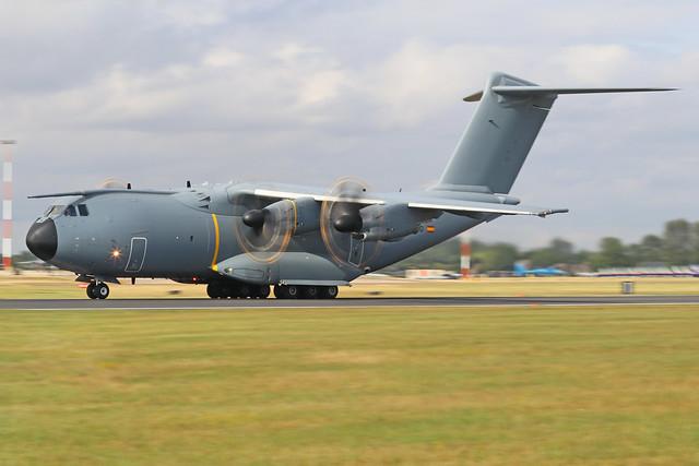 EC-400  -  Airbus A400 Atlas  -  Airbus Industries  -  RIAT 2019 20/7/19