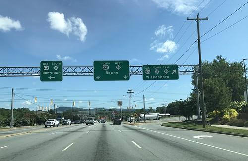 2019 northcarolina signs us321 us64 nc18 nc90