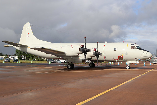60+01  -  Lockheed P-3C Orion  -  German Navy  -  RIAT 2019 20/7/19
