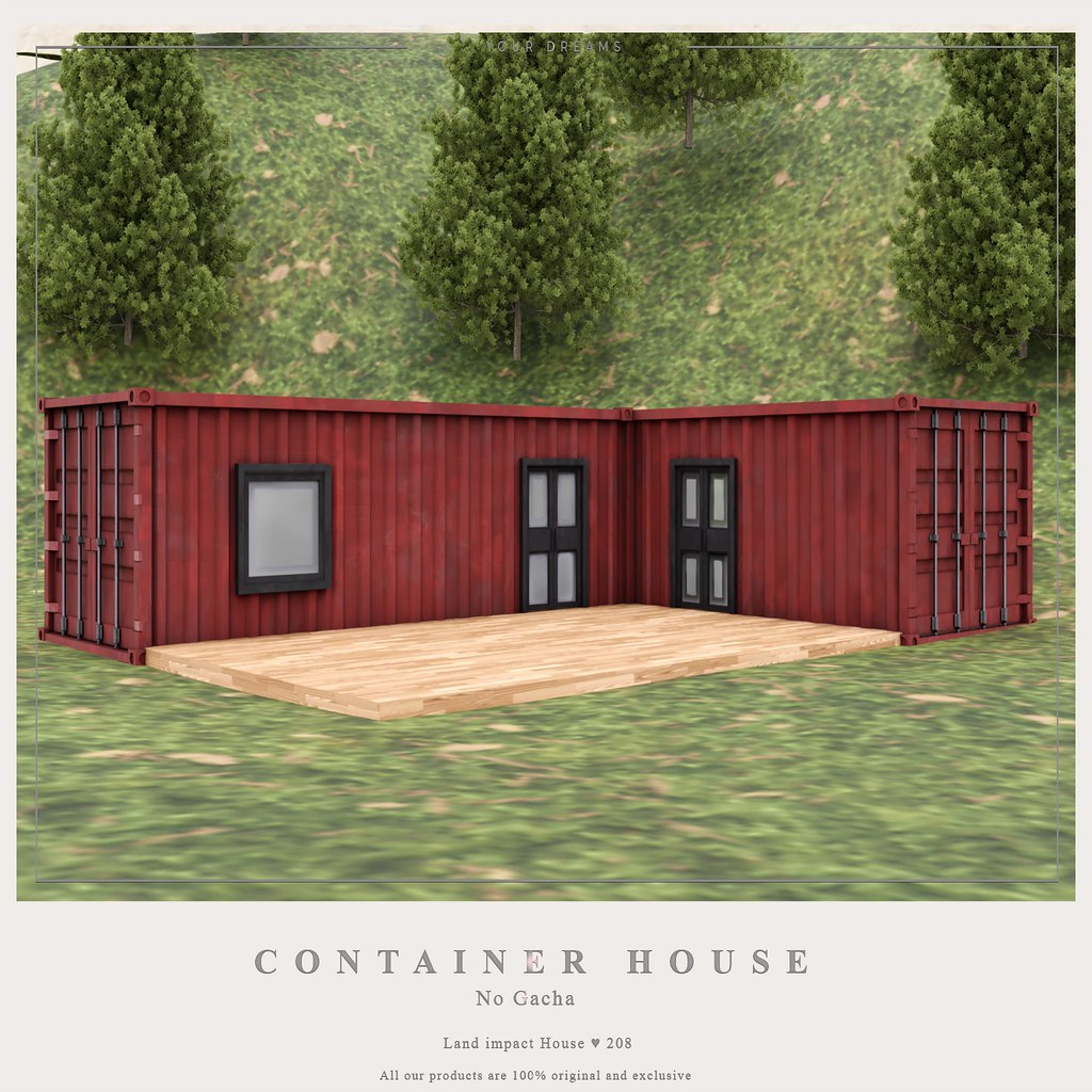 {YD} CONTAINER HOUSE